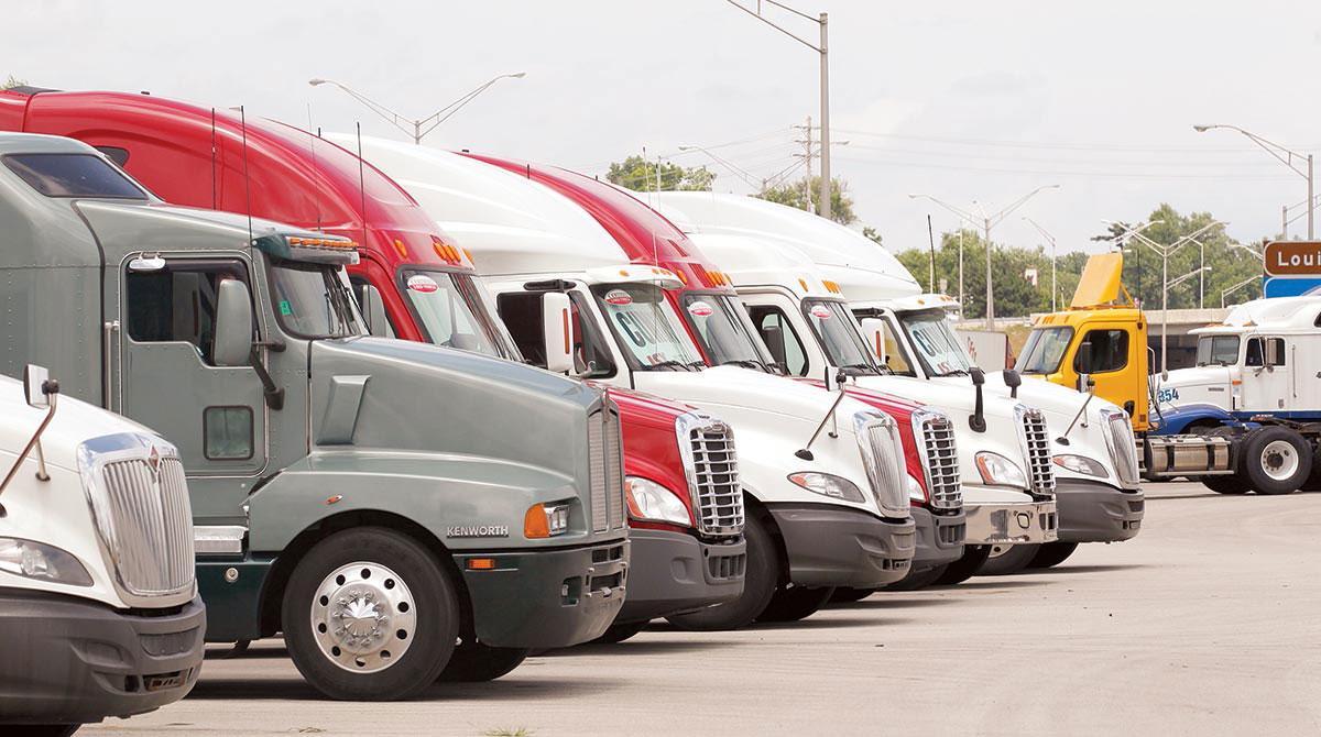 The Used Heavy-Duty-Truck Market Is